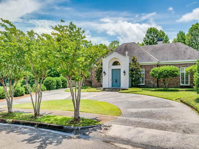 3289 Corwin Drive, Montgomery, AL 36106 (MLS #474203) :: Buck Realty