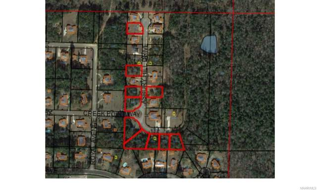 Lot 4 Block A Asbury Hill Drive, Ozark, AL 36360 (MLS #474207) :: Buck Realty