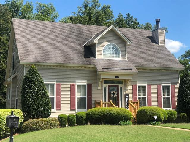 538 Mckeithen Place, Millbrook, AL 36054 (MLS #474317) :: LocAL Realty