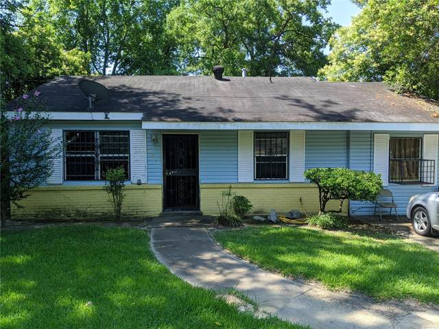 607 Iris Lane, Montgomery, AL 36105 (MLS #474348) :: Buck Realty