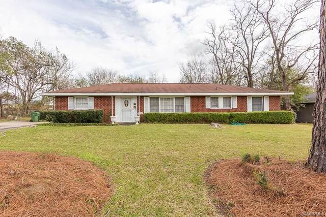3715 Thomas Avenue, Montgomery, AL 36111 (MLS #474351) :: Buck Realty