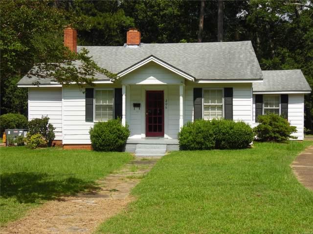 206 Pine Leaf Lane, Greenville, AL 36037 (MLS #474444) :: Buck Realty
