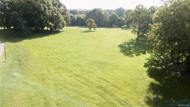 Lot 1 Oak View Drive, Pike Road, AL 36064 (MLS #474493) :: Buck Realty