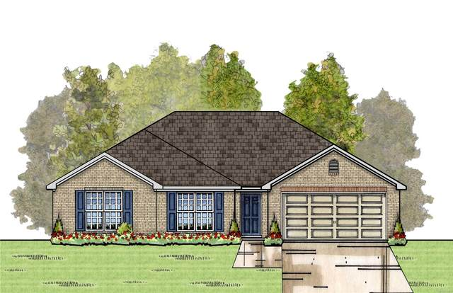 1140 Honeysuckle Drive, Prattville, AL 36067 (MLS #474529) :: Buck Realty