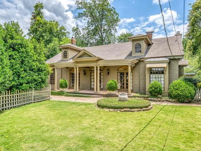 1450 Woodley Road, Montgomery, AL 36106 (MLS #474576) :: Buck Realty