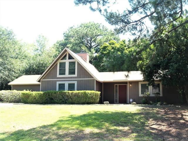 1321 Tudor Drive, Montgomery, AL 36117 (MLS #474611) :: Buck Realty