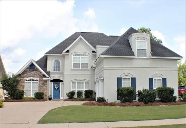5812 Sanrock Terrace Drive, Montgomery, AL 36116 (MLS #474653) :: Buck Realty