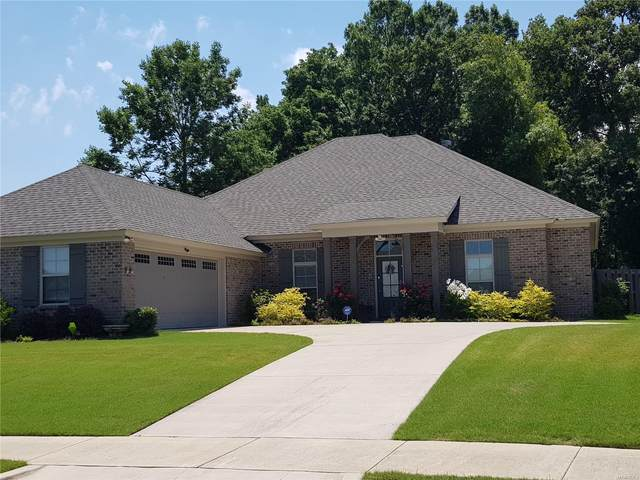 7930 Oak Crest Place, Montgomery, AL 36116 (MLS #474670) :: Buck Realty