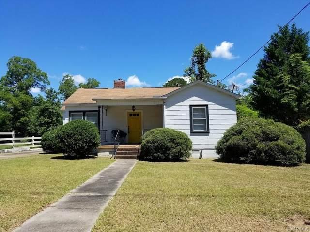 134 Jackson Street, Ozark, AL 36360 (MLS #474693) :: LocAL Realty
