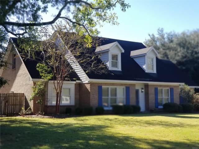 6200 Bell Road Court, Montgomery, AL 36117 (MLS #474734) :: Buck Realty