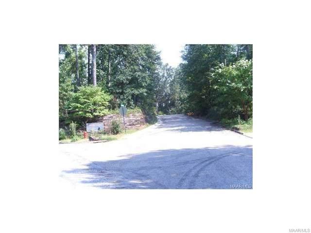 8 Otter Track Road, Wetumpka, AL 36064 (MLS #474796) :: Buck Realty