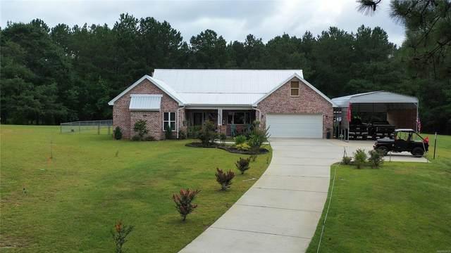 107 County Road 338, Elba, AL 36323 (MLS #474827) :: Team Linda Simmons Real Estate