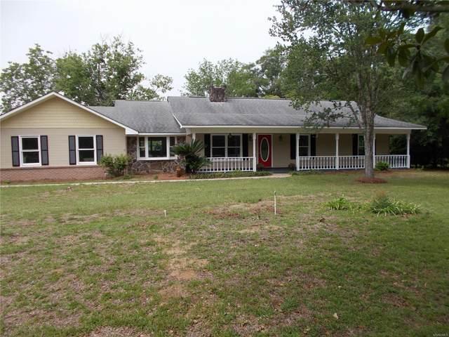 3012 Campground Road, Ozark, AL 36360 (MLS #474847) :: Team Linda Simmons Real Estate