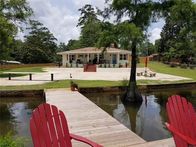 31058 Rawls Point Road, Andalusia, AL 36421 (MLS #474982) :: Buck Realty