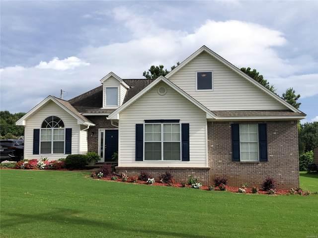 30 Willow Oak Drive, Deatsville, AL 36022 (MLS #475033) :: Buck Realty