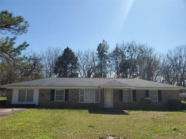 412 Woodrow Avenue, Selma, AL 36701 (MLS #476106) :: Buck Realty