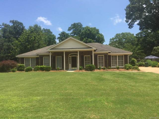 104 Saccapatoy Drive, Montgomery, AL 36117 (MLS #476113) :: LocAL Realty