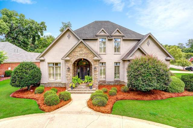 8130 Glynnwood Drive, Montgomery, AL 36117 (MLS #476130) :: Buck Realty