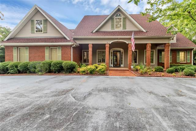 388 Reid Circle, Deatsville, AL 36022 (MLS #476264) :: Buck Realty