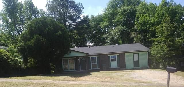 1616 Yarbrough Street, Montgomery, AL 36110 (MLS #476267) :: Buck Realty