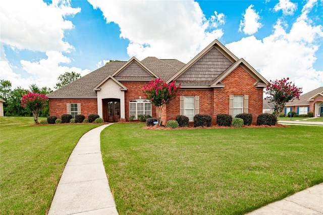 1100 Timber Gap Crossing, Montgomery, AL 36117 (MLS #476352) :: Buck Realty