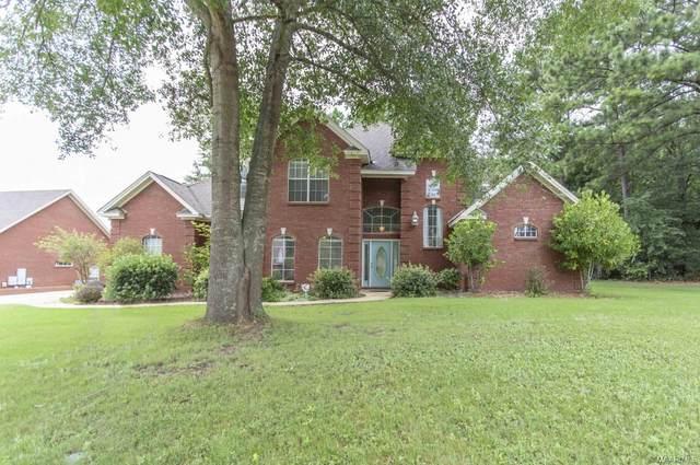 142 Mckeithen Place, Millbrook, AL 36054 (MLS #476377) :: Buck Realty
