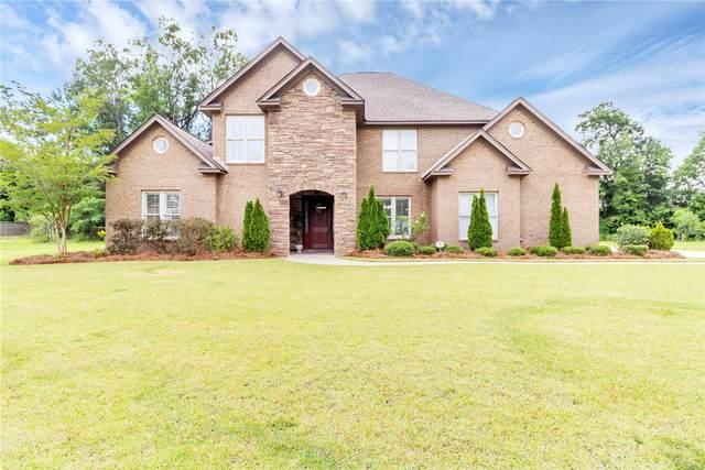 8224 Tuscany Manor, Montgomery, AL 36117 (MLS #476420) :: Buck Realty