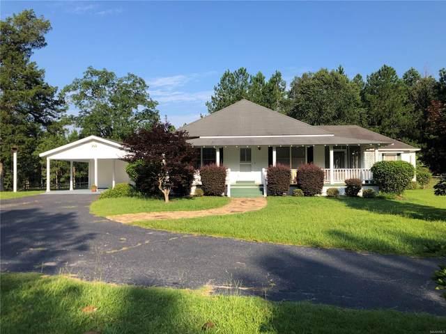 5064 Allen Road, Grove Hill, AL 36451 (MLS #476430) :: Buck Realty