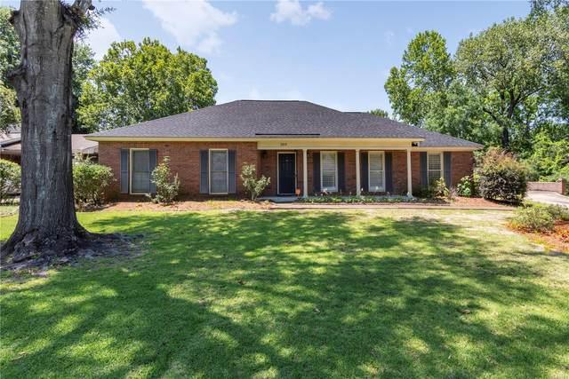 2515 Wentworth Drive, Montgomery, AL 36106 (MLS #476452) :: Buck Realty