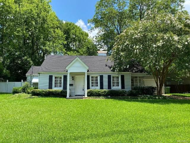 3405 Dartmouth Circle, Montgomery, AL 36111 (MLS #476486) :: Buck Realty
