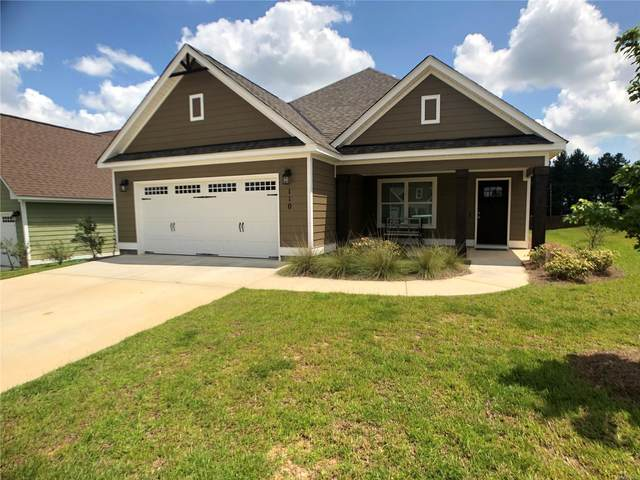 110 Ridgecrest Loop, Dothan, AL 36301 (MLS #476516) :: Buck Realty