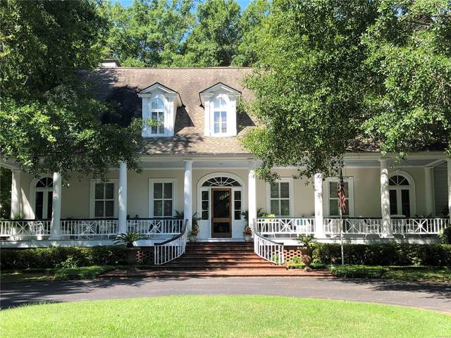 1110 Houston Park Drive, Selma, AL 36701 (MLS #476525) :: Buck Realty