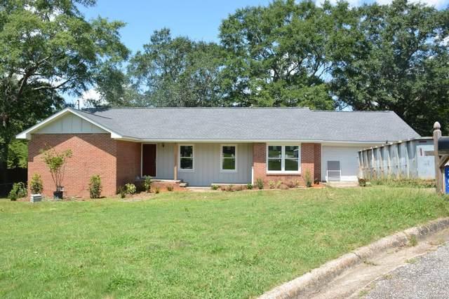 207 Auburn Drive, Enterprise, AL 36330 (MLS #476605) :: Buck Realty