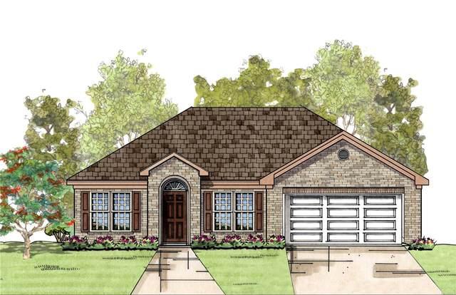1133 Honeysuckle Drive, Prattville, AL 36067 (MLS #476688) :: Buck Realty