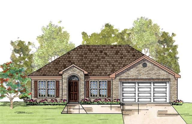 1129 Honeysuckle Drive, Prattville, AL 36067 (MLS #476694) :: Buck Realty