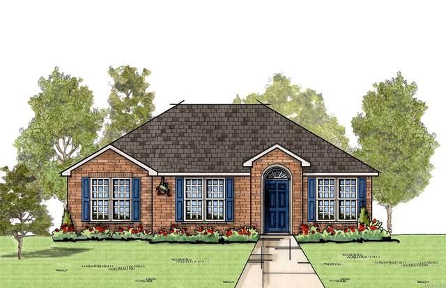 1135 Honeysuckle Drive, Prattville, AL 36067 (MLS #476695) :: Buck Realty