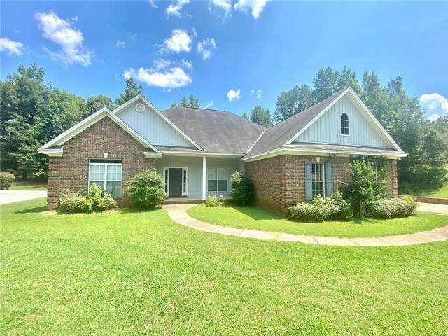 135 Little Doe Lane, Wetumpka, AL 36093 (MLS #476728) :: Buck Realty