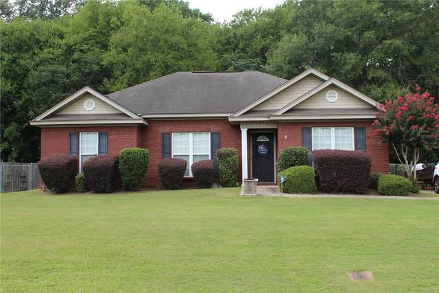 120 Camilia Austin Drive, Wetumpka, AL 36092 (MLS #476735) :: Buck Realty
