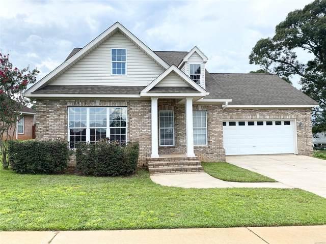 26 Blue Ridge Circle, Enterprise, AL 36330 (MLS #476787) :: Buck Realty