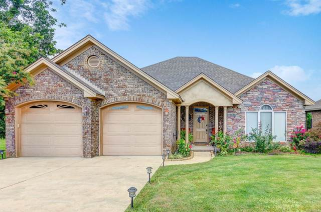 5906 Amberwood Lane, Montgomery, AL 36116 (MLS #476825) :: Buck Realty