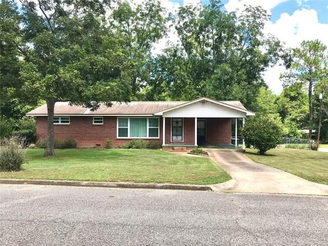 121 Byrd Street, Enterprise, AL 36330 (MLS #476838) :: Buck Realty