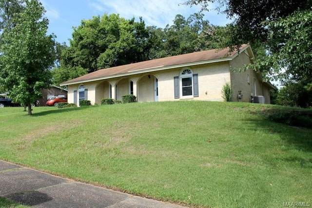 408 Larkwood Drive, Montgomery, AL 36109 (MLS #476982) :: Buck Realty