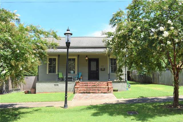 440 Martha Street, Montgomery, AL 36104 (MLS #476997) :: Buck Realty