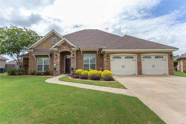 1020 Haylee Brook Lane, Montgomery, AL 36117 (MLS #477011) :: Buck Realty