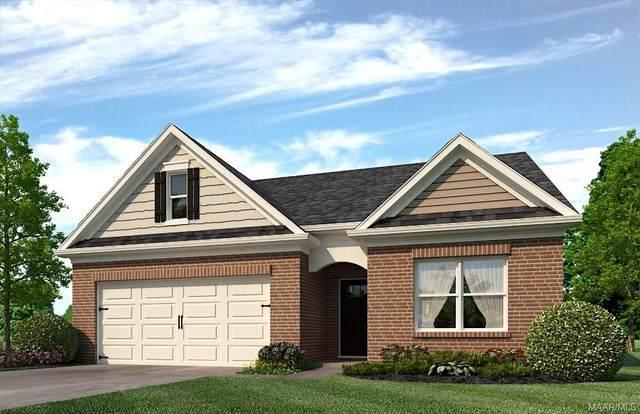 5136 Chesapeake Pass, Montgomery, AL 36116 (MLS #477101) :: Buck Realty
