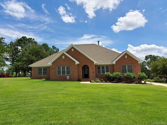 270 Asbury Hill Drive, Ozark, AL 36360 (MLS #477129) :: Team Linda Simmons Real Estate