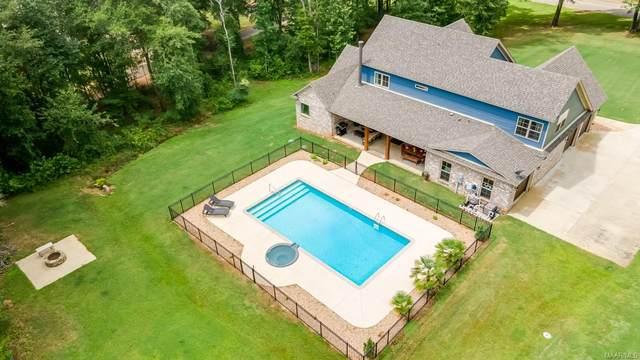 404 Lower Gainesville Road, Prattville, AL 36067 (MLS #478160) :: Buck Realty