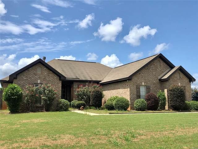 36 Cotton Terrace Court, Deatsville, AL 36022 (MLS #478163) :: Buck Realty