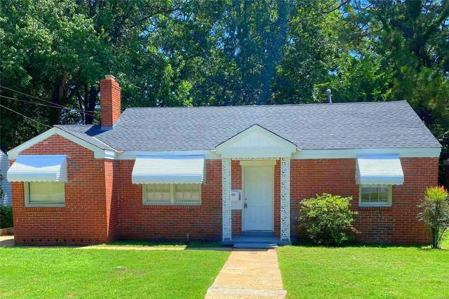 135 Oak Forest Drive, Montgomery, AL 36109 (MLS #478184) :: Buck Realty