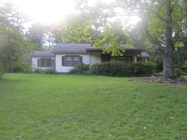 4036 Claud Road, Eclectic, AL 36024 (MLS #478267) :: Buck Realty